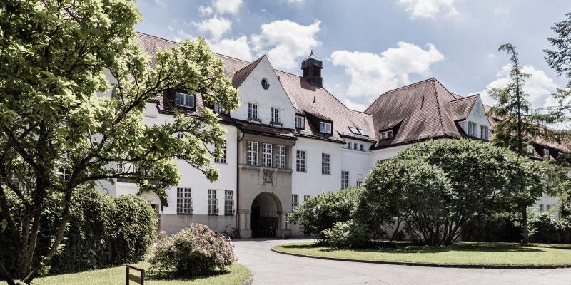 Stadt und Natur. Tradition und Moderne. Wohnkomfort und Wertsteigerung. Stadtteil München-Haar, Quartier